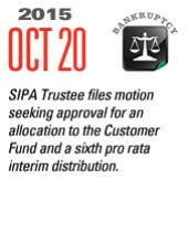 Timeline Image: SIPA Trustee files motion - 2015-10-20